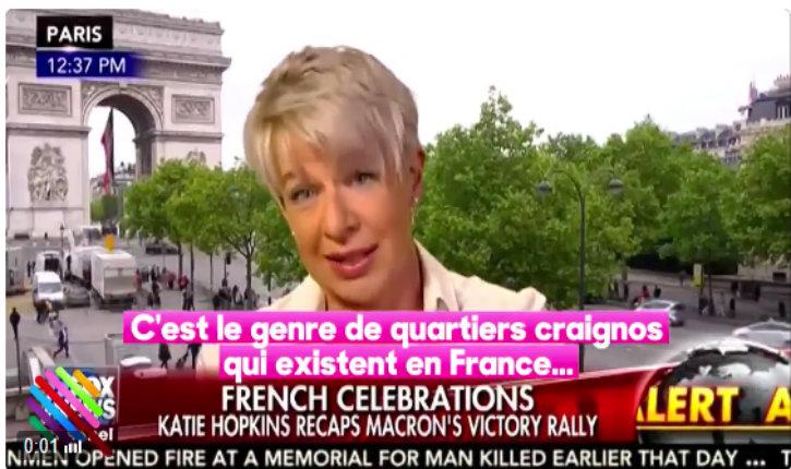 (Vidéo) Une envoyée spéciale de Fox News à Paris décrit «Le Grand Remplacement»