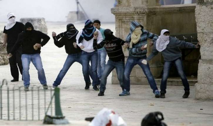 Jérusalem : Des émeutes arabes éclatent sur le mont du Temple