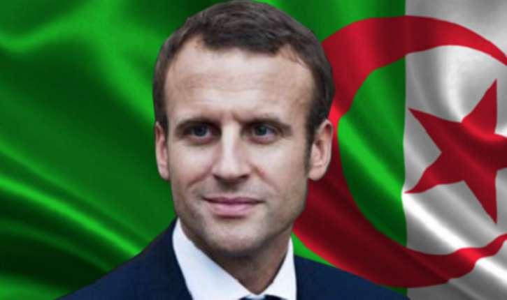 Bouteflika félicite Macron, «un ami de l'Algérie» !