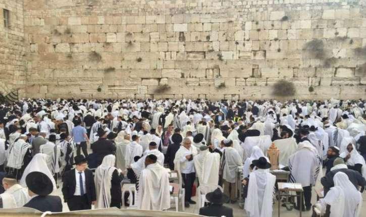 « le Mur Occidental ne fait pas partie d'Israël » : la Maison Blanche se désolidarise de ces propos