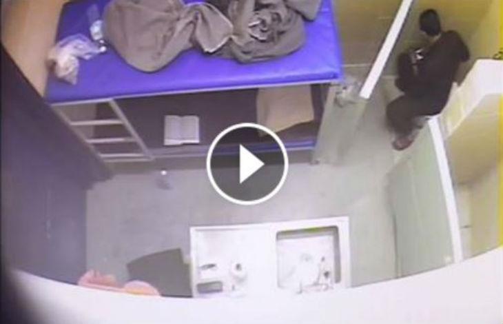 Grève de la faim des prisonniers palestiniens : le terroriste Marwan Barghouti filmé en train de manger en cachette… (Vidéo)