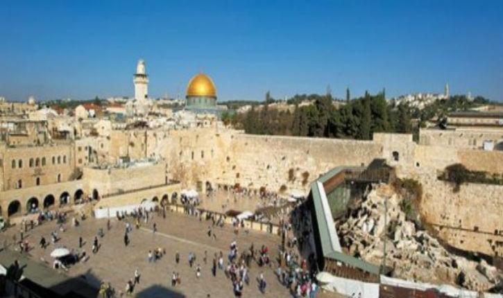 Jérusalem capitale d'Israël répond à un mouvement historique (2 ème partie)