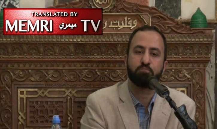 Un prédicateur palestinien à la mosquée Al-Aqsa : le djihad durera tant qu'il y aura des infidèles non gouvernés par l'islam