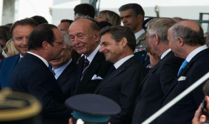 [Vidéo] France : Un Ex-Président coûterait 10,3 millions d'euros par an!