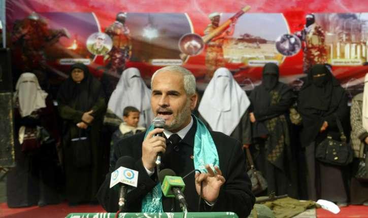 Pour le porte-parole du groupe terroriste Hamas «Le discours de Trump au Musée d'Israël est raciste et de contrefaçon»