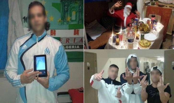 Belfort : Cannabis, chicha et… piscine gonflable dans leur cellule de prison!