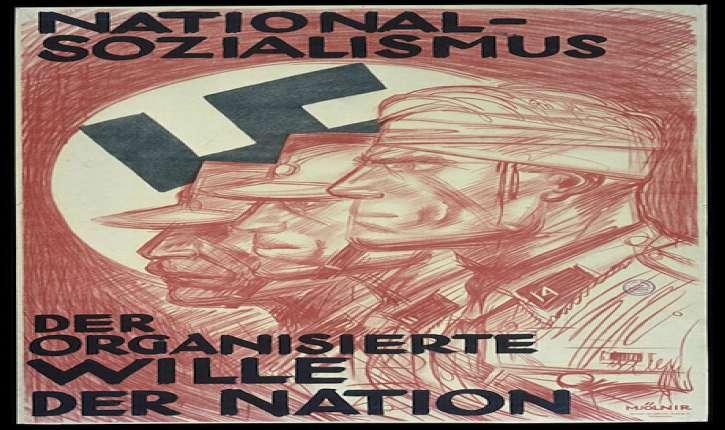 Par Daniel Hannan, député britannique : «je suis socialiste» disait Hitler en 1930. La peur de rappeler les racines socialistes du fascisme…