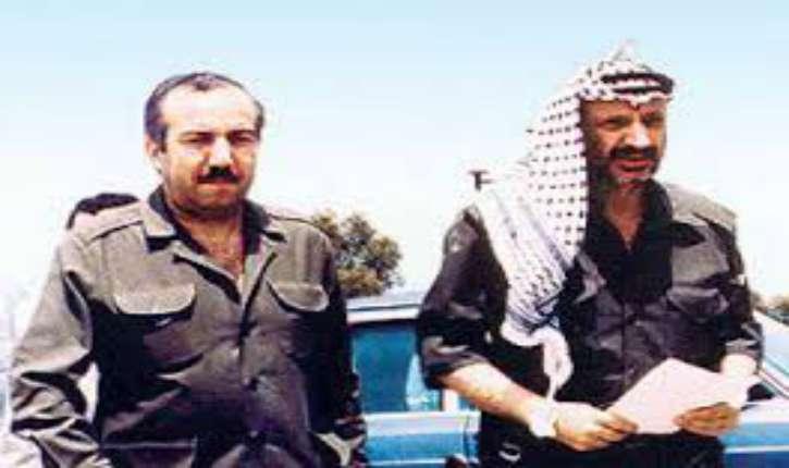 Tournoi de la fédération palestinienne de football à la mémoire d'Abou Jihad, l'un des plus grands terroristes du Fatah