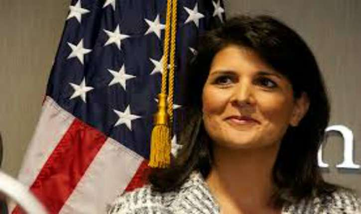 L'ambassadrice des États-Unis à l'ONU, Nikki Haley : « L'ambassade US en Israël devrait être transférée à Jérusalem »