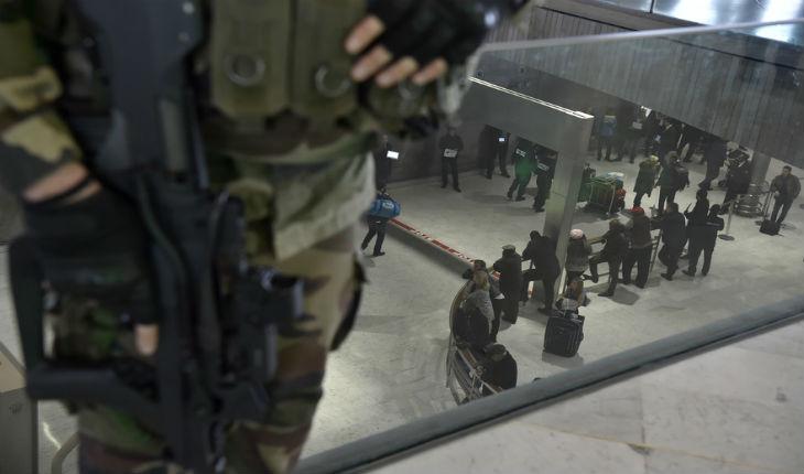 Évreux : un homme radicalisé arrêté près d'une base militaire
