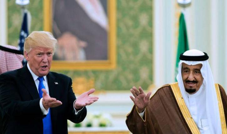 trump-accueil-royal-et-mega-contrats-en-arabie-saoudite
