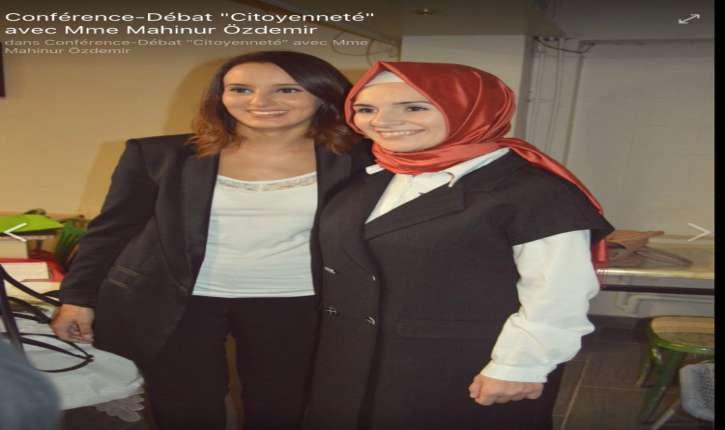 Latifa Chay (investie LREM) a rencontré une négationniste proche de l'AKP turc à Romans-sur-Isère (contre l'avis du PS)