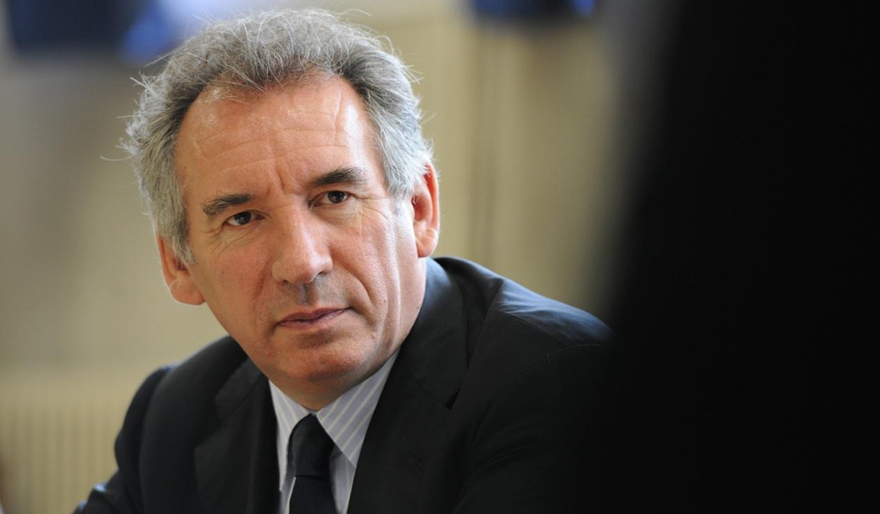 Bayrou et son bras droit convoqués par la police pour des «emplois fictifs» du MoDem