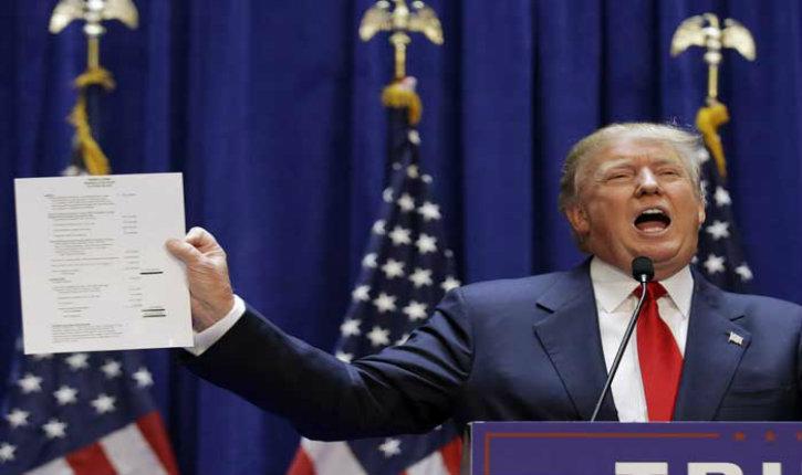 Trump va tenir sa promesse de campagne contre les immigrés illégaux