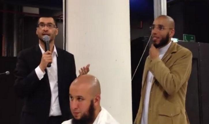(Vidéo)Quand Samy Debah fondateur du CCIF, arrivé second à Sarcelles complimentait l'imam islamiste de Brest « C'est un personnage public de grande qualité, de grande renommée, qu'Allah le préserve »