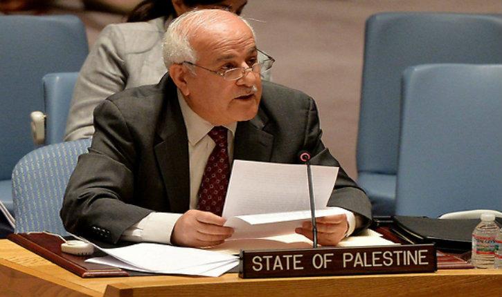 La Palestine qui souhaite un futur Etat palestinien sans juif a été nommée à la tête de la Convention des Nations Unis pour lutter contre les discriminations raciales
