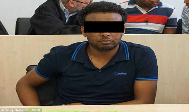 Allemagne : une femme « violée neuf fois » par 3 migrants érythréens qui ont filmé la scène avec un smartphone