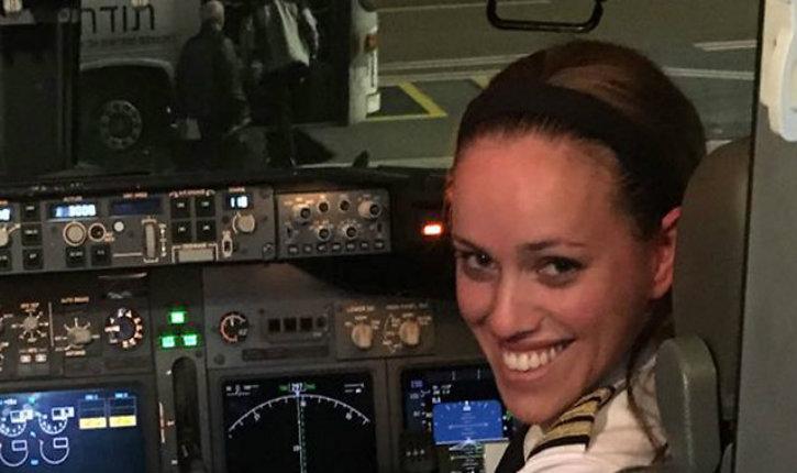 Première : une femme juive orthodoxe pilotera l'avion de Benjamin Netanyahou en Grèce