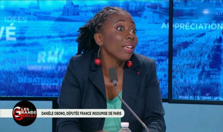 (Vidéo) La nouvelle député France insoumise Danièle Obono hésite à dire vive la France et revendique le droit de «niquer la France»