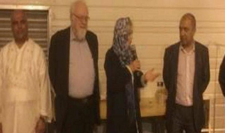 Laïcité : Élisabeth Guigou candidate aux législatives dans le 93 se présente en hijab  à la mosquée de Pantin