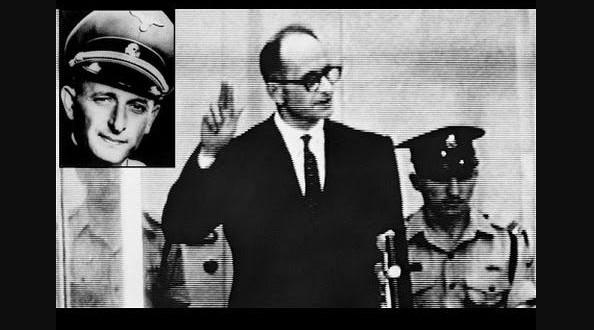 Révélations sur la capture et la pendaison d'Adolf Eichmann par l'Etat d'Israel, il y a 55 ans.
