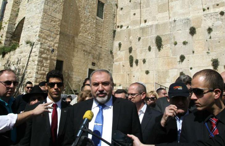 Avidgor Lieberman «Tant que je serais ministre, aucun terroriste ne verra sa peine de prison réduite»