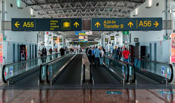 «Alerte à la bombe» à l'aéroport Brussels Airport  : un message dans les toilettes des hommes sur le mur indiquait «Allahu akbar», et précisait qu'une bombe allait exploser