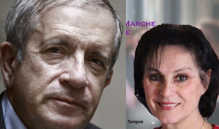 Législatives : Le gauchiste Charles Enderlin soutient la candidate anti-israélienne d'En Marche Florence Drory