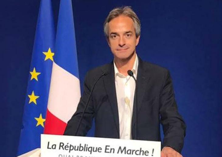 Laurent Zameczkowski, candidat République En Marche! de Neuilly Puteaux, mis en cause pour violences conjugales