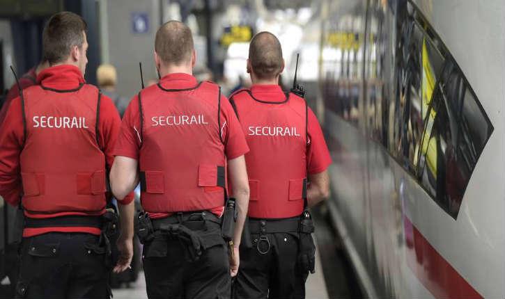 Belgique : un agent Securail témoigne: «Si on trouve une arme sur quelqu'un, on ne peut pas la prendre»