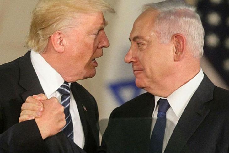 Le transfert de l'Ambassade américaine à Jérusalem promis par Trump n'aura pas lieu, pour l'instant, une décision prévisible