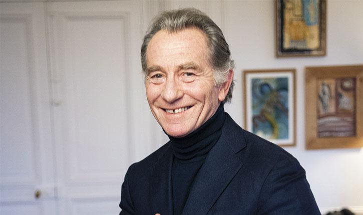 William Leymergie de Télé matin et son émission pro-Israel, quitte France 2 pour C8