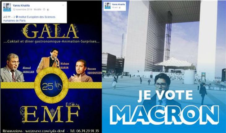 Seine-Maritime : Le FN accuse un candidat « En Marche » d'être islamiste proche des Frères Musulmans