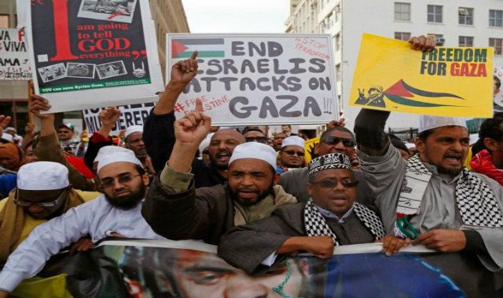 Londres : Une pétition pour demander à Sadiq Khan d'interdire une marche islamiste annuelle anti-israélienne