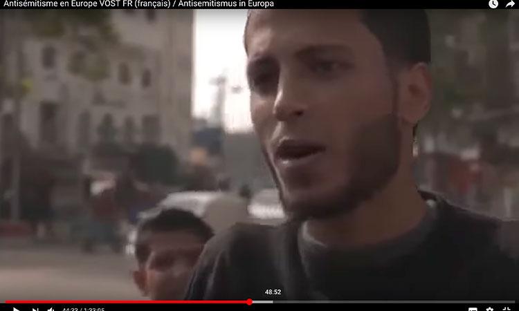 [VIDEO] le film censuré par Arte sur la réalité de l'antisémitisme arabo-musulman disponible sur Youtube en français