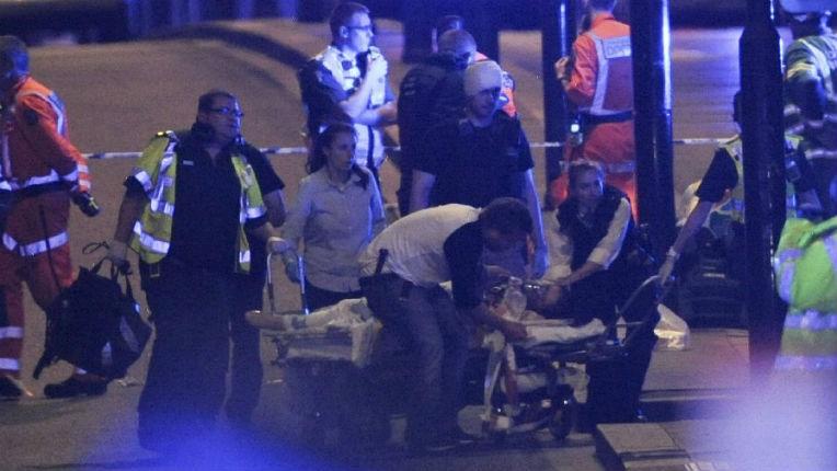 En direct, attaques islamistes à Londres : 7 morts et 48 blessés, dont quatre Français. Les 3 islamistes abattus