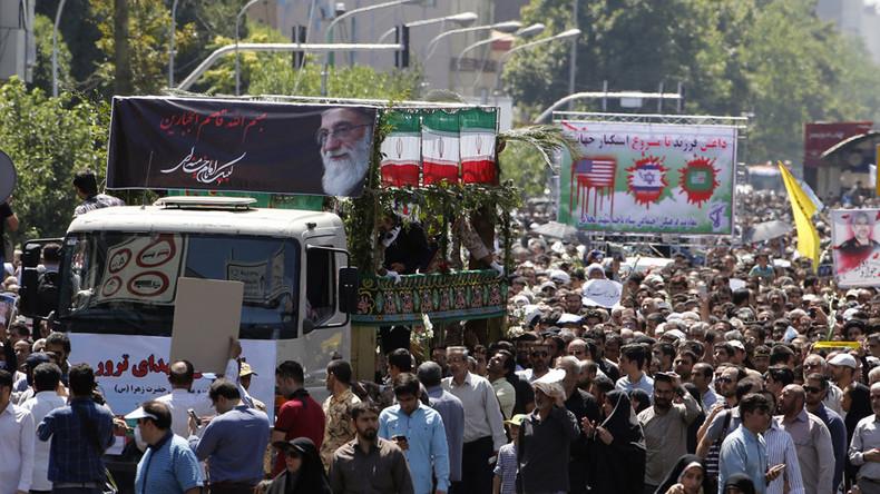L'Iran affirme détenir des preuves d'un soutien américain à l'Etat islamique