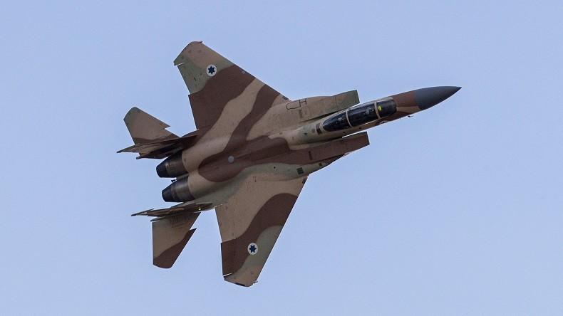 Israël réplique par un raid aérien aux tirs en provenance de Syrie