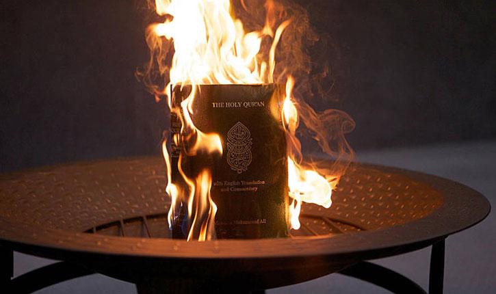Danemark: fin du délit de blasphème, un Coran brulé