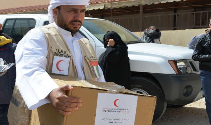 Croissant Rouge des Emirats Arabes : le Hamas, empêche la distribution de l'aide humanitaire dans la Bande de Gaza