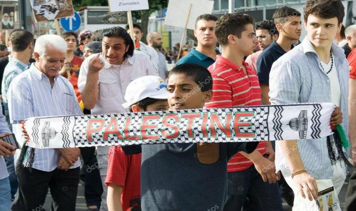 Manif anti-israélienne à Berlin : « L'hypocrisie des manifestants musulmans »