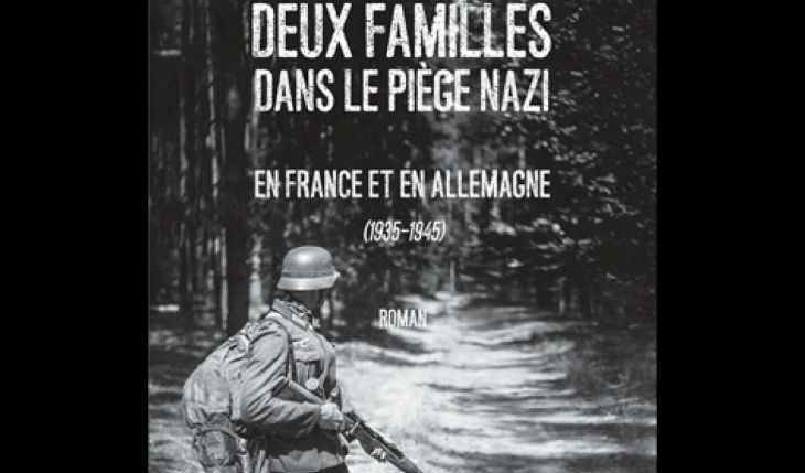Livre : «Deux familles dans le piège nazi: En France et en Allemagne» de Marc-André Charguéraud