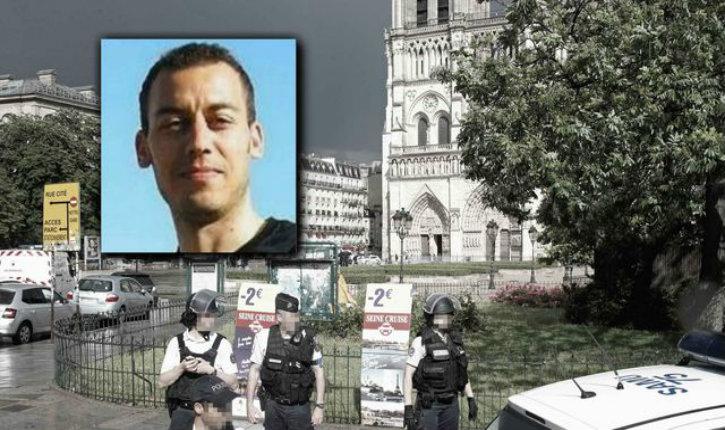Attentat de Notre Dame :Le terroriste, Farid Ikken, avait été récompensé par l'UE pour un article sur les migrants, en 2009.
