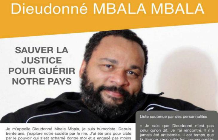 Législatives en Essonne : Le tract bidonné de Dieudonné mentionne une fausse citation de Frédéric Haziza pour faire croire qu'il n'est pas antisémite