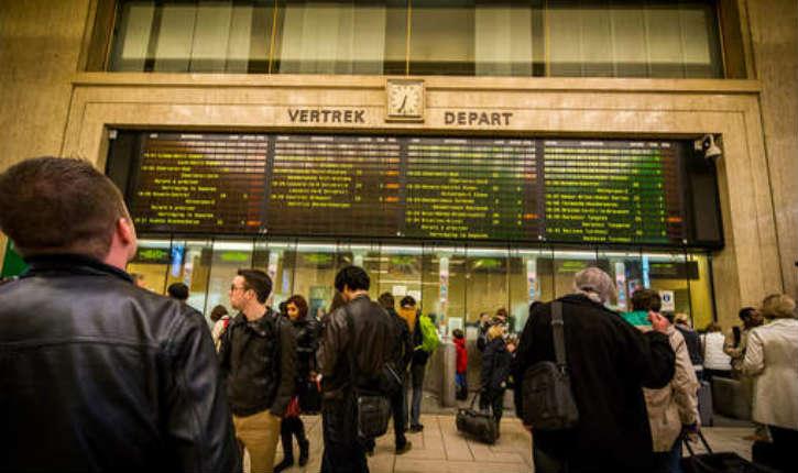 Bruxelles : Explosion à la gare centrale, un suspect «neutralisé»