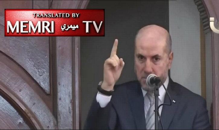 (Vidéo) Le conseiller d'Abbas Mahmoud Al-Habbash : «Nous ne renoncerons pas à un micromillimètre du Mur occidental»