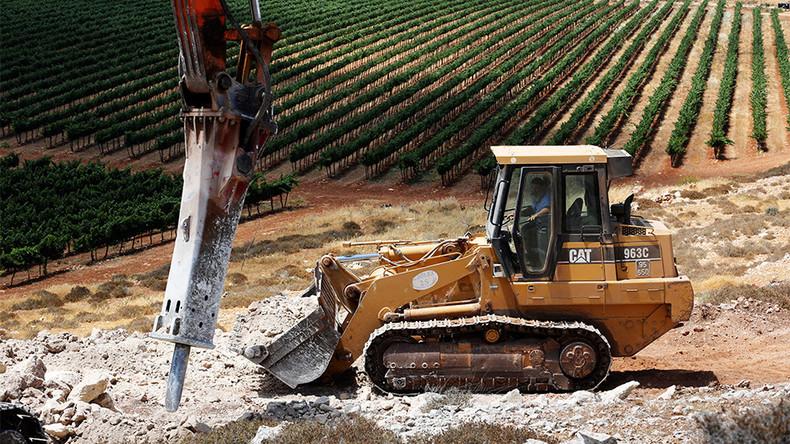 Israël lance la construction d'une nouvelle implantation à Amichai en Judée Samarie pour reloger les israéliens d'Amona