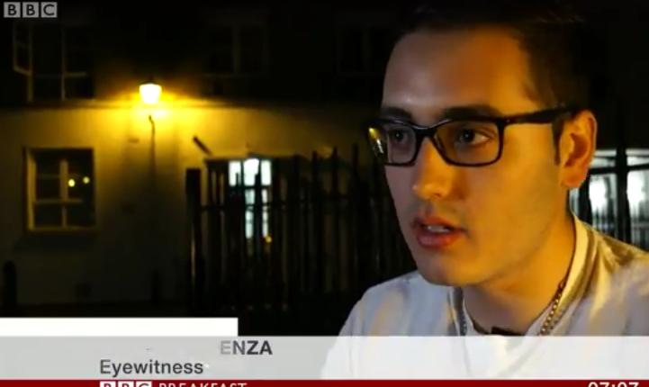 Attentat de Londres: «Ils poignardaient en criant: 'C'est pour Allah'»
