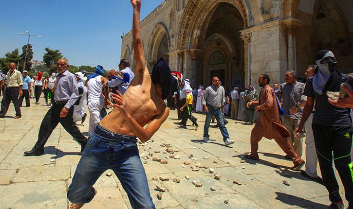 Jérusalem : Les musulmans sont interdits d'accès sur le Mont du Temple suite à une agression sur un groupe de visiteurs juifs