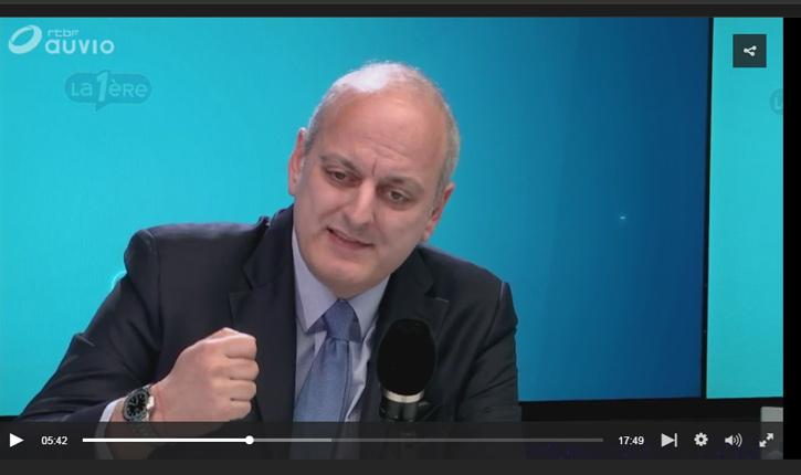 Joel Rubinfeld face à Guy Haarscher : «une solution à deux Etats est-elle encore possible?»